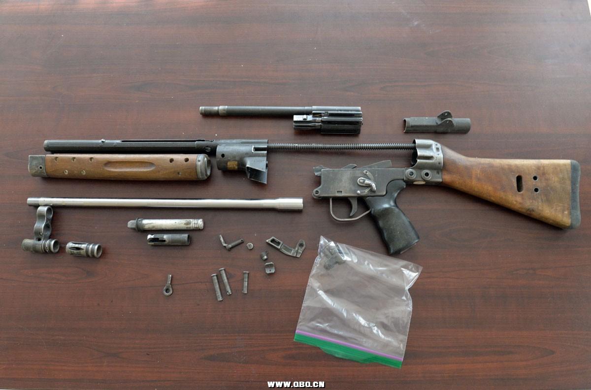 六号工程: CETME/G3混血儿 - 舞刀弄枪 枪友会